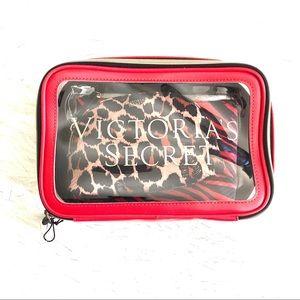 VICTORIA SECRET SHINE & STRIPE BACKSTAGE TRIO